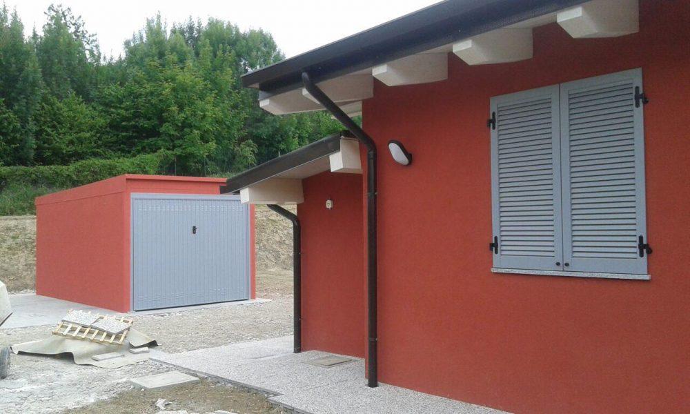 Box e garage prefabbricati fiocchi box prefabbricati spa for Piani di garage prefabbricati