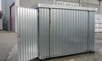Box container leggeri