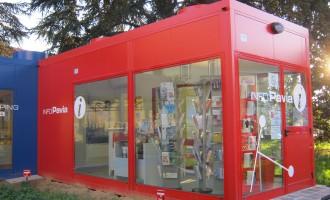 Chioschi Prefabbricati - Info Point Pavia