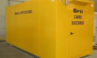 Container Prefabbricato Pronto Soccorso