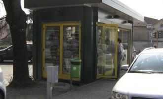 Edicola Prefabbricata Torino