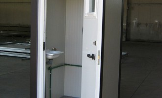 Fiocchi Box - Servizi igienici da cantiere