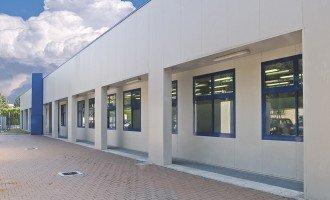 Fiocchi Box - Strutture Scolastiche - ITS Legnano (MI)