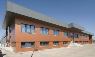 Pannellatura metallica facciata architettonica - Dallera Gomme Voghera