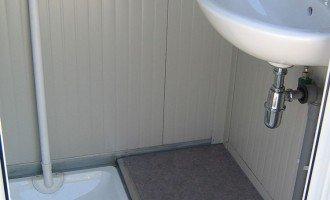 Servizi igienici da cantiere