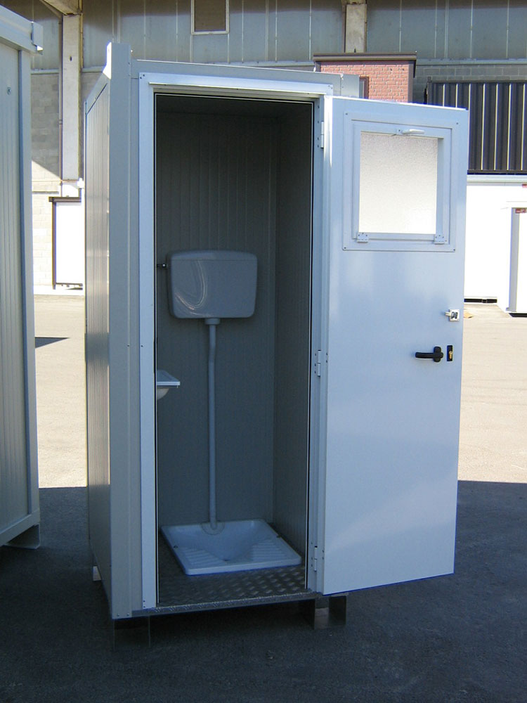 Monoblocchi e bagni prefabbricati fiocchi box prefabbricati spa - Bagni chimici da cantiere prezzi ...
