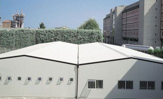 Strutture Industriali - Torino - Prefabbricato uso smistamento posta