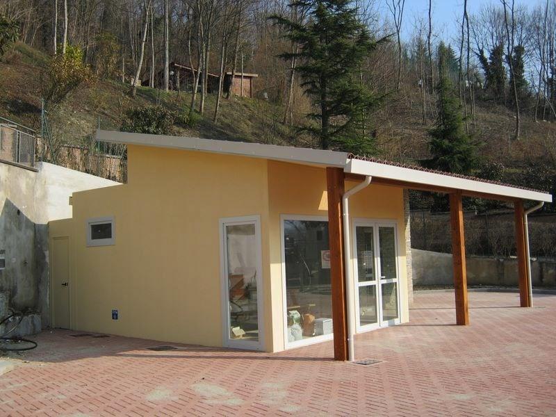 Ufficio In Legno Prefabbricato : Varie fiocchi box prefabbricati spa
