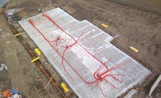 Strutture Sportive - Predisposizione impianti idraulici