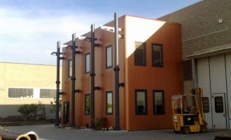 Fiocchi Box - Uffici interni e esterni
