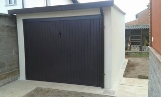 Garage Prefabbricati Singoli