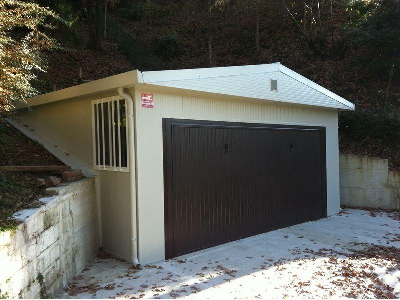 Box E Garage Prefabbricati Fiocchi Box Prefabbricati Spa