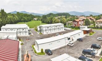 Campi di lavoro prefabbricati - Consorzio SAMAC Ancona