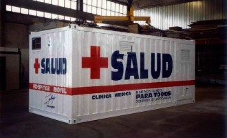 Container Prefabbricato Ambulatorio Medico