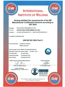 IIW - Internation Institute of Welding