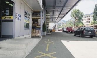 Strutture Commerciali - Losone (Svizzera)